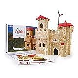 NG Castillos | Castillo Maqueta NGI | Construcción | Set Castillos | Juego Español | Exin Castillos | Castillos Medievales | Castillos Piezas | Castillos para Adultos | Niños | Castillos 3D