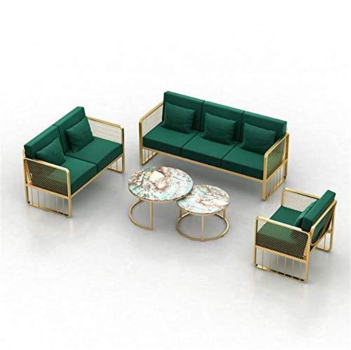 zhangxiang Modern Sofa Coffee Table Combination Leisure Card seat