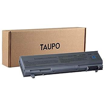 TAUPO E6410 Battery Replacement for Dell Latitude E6400 E6500 E6510 Precision M4500 M4400 M2400 M6500 fits P/N 4M529PT434 W1193 KY265 KY266 0TX283
