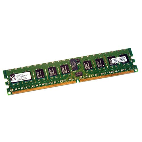 Kingston - Módulo de Memoria RAM (2 GB, Memoria RAM KTH-MLG4SR/4G DIMM,...