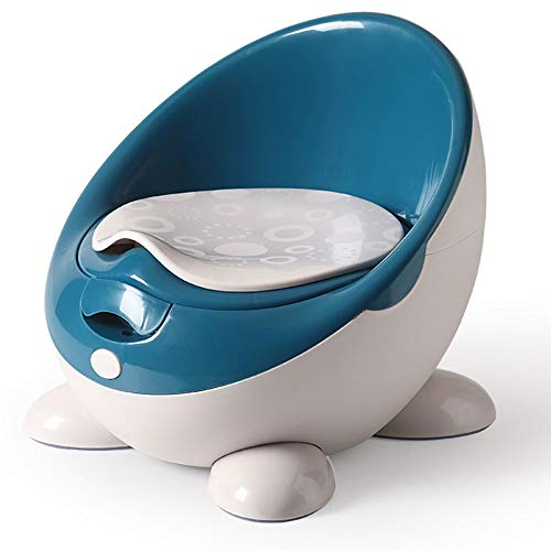 ZSLLO Fashional Lekvrije Baby Potty Toilet Leuke Training Toiletbril Kinderen Draagbare Urinale Comfortabele Rugleuning Pot, Mooie Potty Stoel