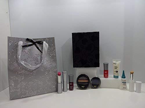 Valentijnsdagcadeau voor jou, nr. 7, 8-delig, luxe beauty-glamour geschenkdoos, 8-delige set, huidverzorgings- en make-up-set, geschenkverpakking, verpakt in geschenkzakje.