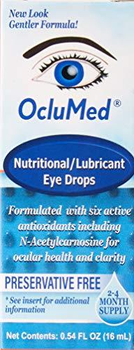 Oclumed Nutritional Eye Drops 15ml Bottle