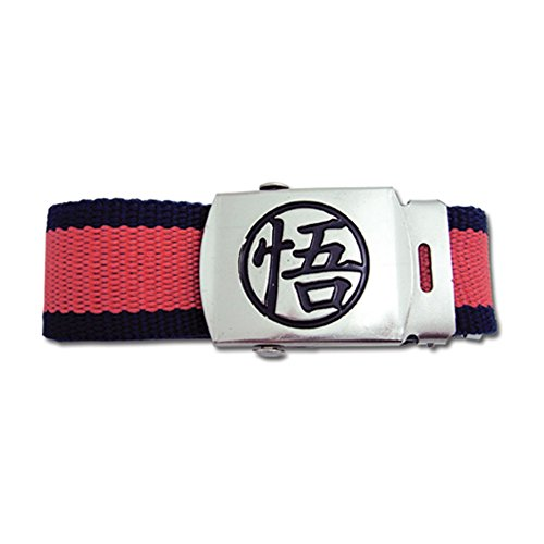 Dragonball Z Goku Mark Fabric Belt