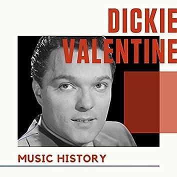 Dickie Valentine - Music History