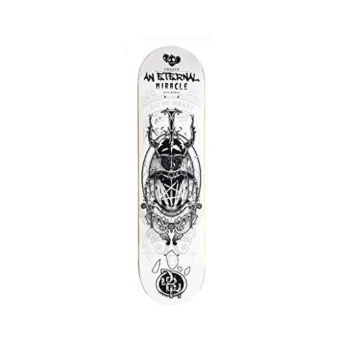 Great Deal! LIUFS-Skateboards Professional Skateboard Beginners Teen Adult Children Boys and Girls B...