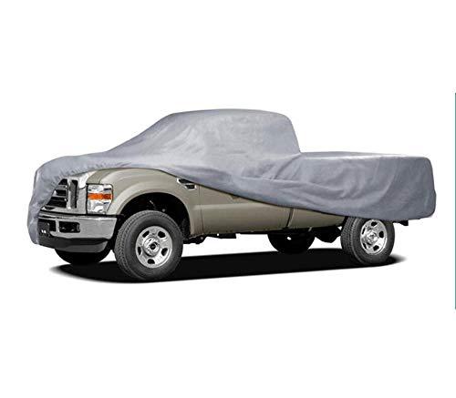 XHDD Kompatibel Mit Verschiedenen Größen Von Pickups, Toyota Hilux Autoabdeckung Autoabdeckung Wasserdicht/Winddicht/Staub- / Kratzfeste Außen UV-Schutz-Car-Cover Waterproof car cover, garage