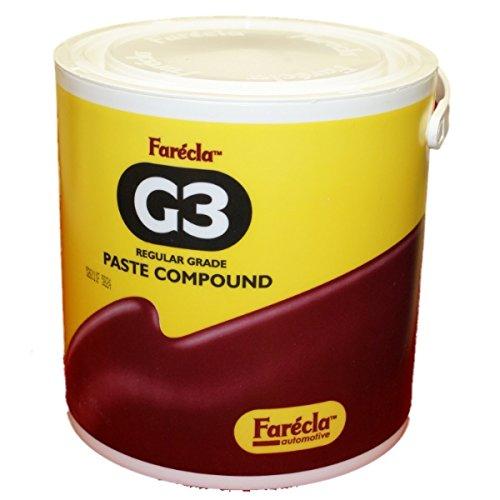 FARECLA G3 Schleif- und Polierpaste Politur 4 KG
