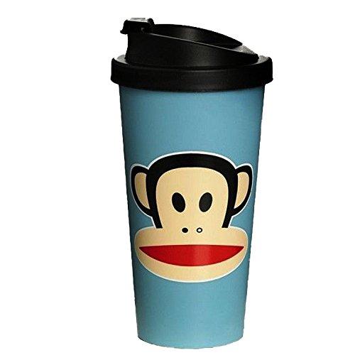 Paul Frank To Go Cup Blue, 9.5 cm