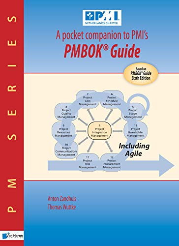 A pocket companion to PMI's PMBOK(R) Guide sixth Edition: Based on Pmbok(r) Guide (PM Series)