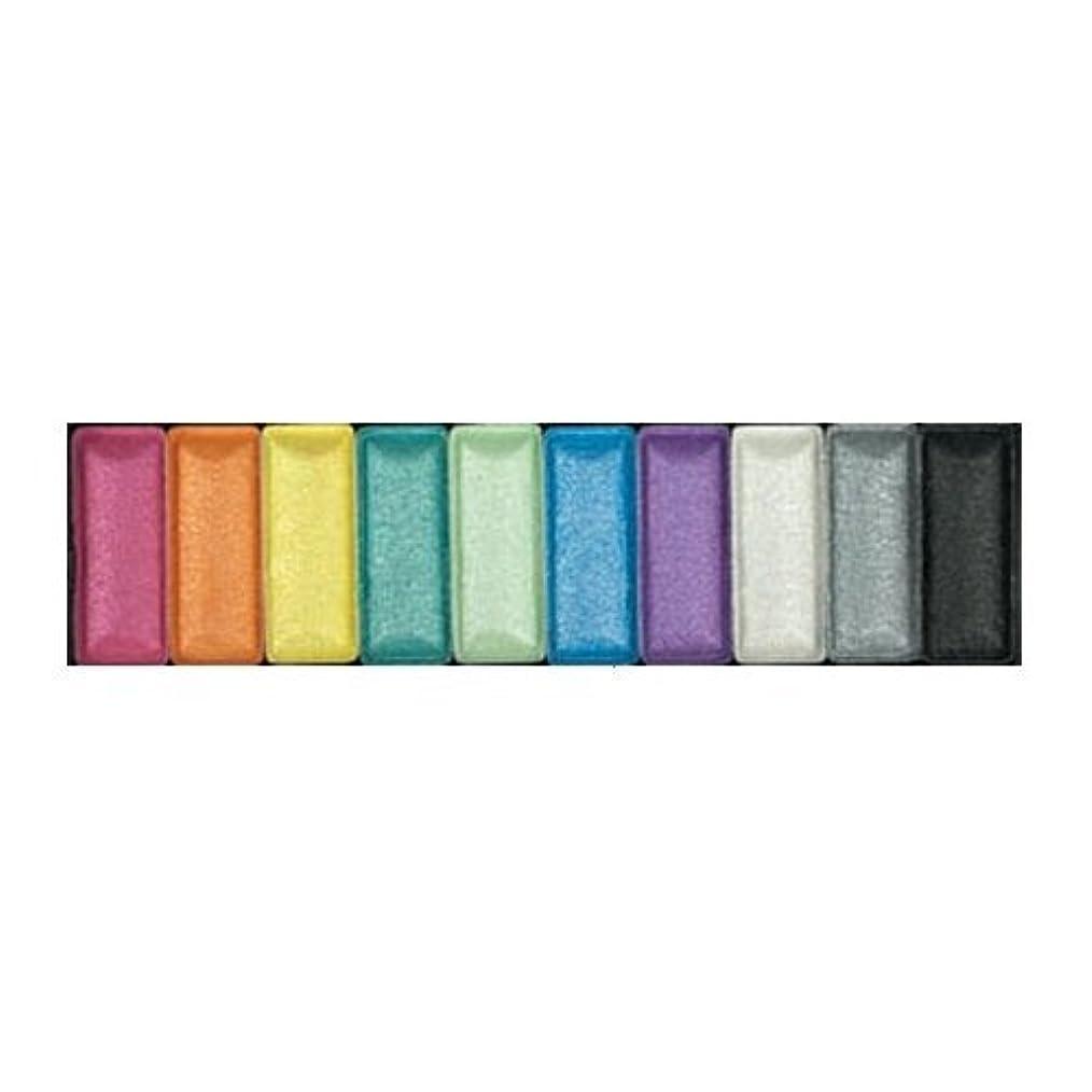 LA GIRL High Definition 10 Color Palette - Colorsurge (並行輸入品)