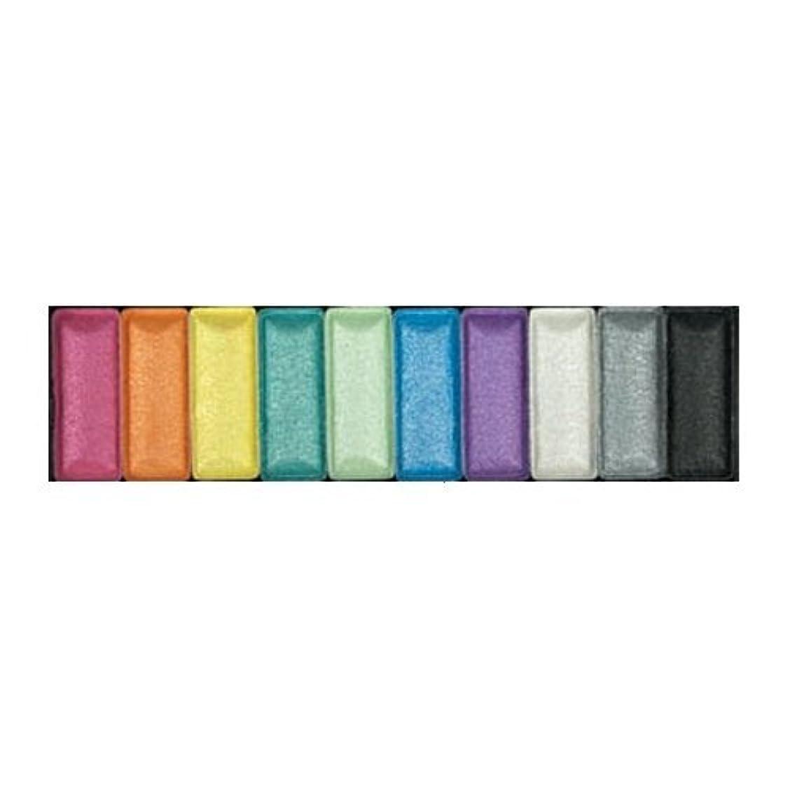 変数私たち自身拘束LA GIRL High Definition 10 Color Palette - Colorsurge (並行輸入品)