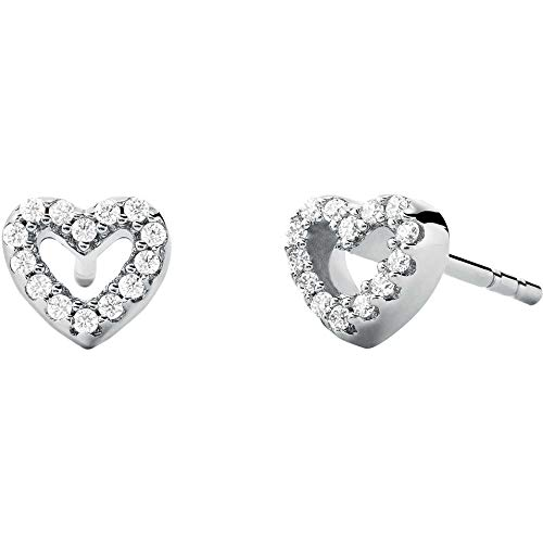 Michael Kors MKC1352AN040 Silver Woman Earrings