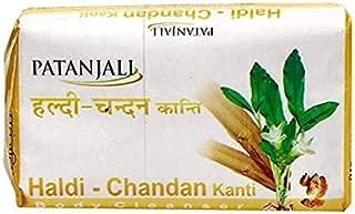 Patanjali Haldi Chandan Body Soap Pack of 3