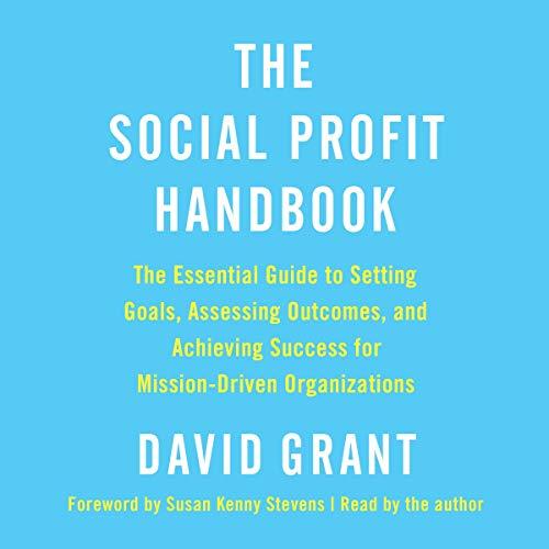 The Social Profit Handbook audiobook cover art