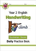 New KS1 Handwriting Daily Practice Book: Year 2 - Summer Term