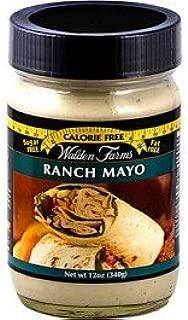 Walden Farms Calorie Free Mayo Ranch -- 12 oz