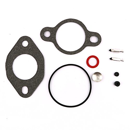 Carburetor Carb Repair Kit for Kohler Models 1275703-S,12 757 03-S 12-757-03-S,1275703S Command CH CV 11-16 By Mopasen