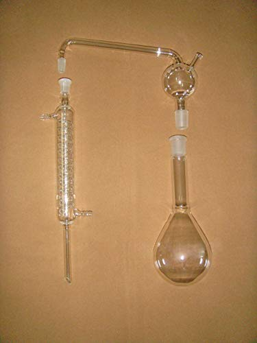 vacuum distillation set - 8