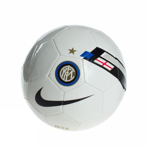 Nike Pallone Supporters Inter Bianco 2012/2013 N.5