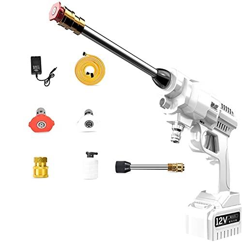 HSY SHOP Limpiador de Alta presión 300W, 30Bar, 240L / h, Pistola...
