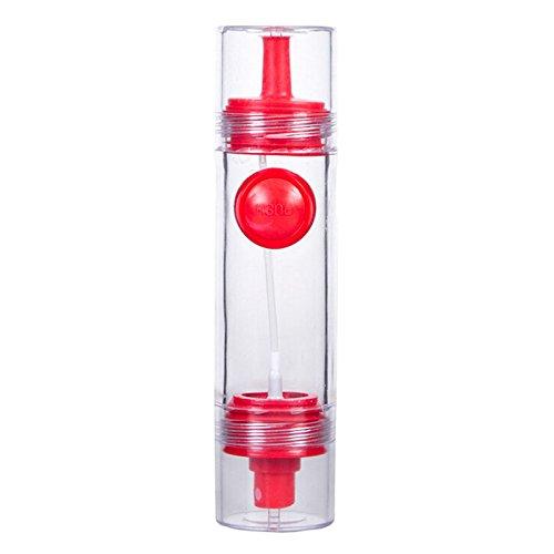 Generic 2en 1Cocina condimento Salsa de Soja Aceite Vinagre Spray Botella Vinagrera...