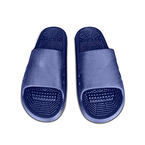 MLLM Flip Flop de playa unisex, zapatillas de pareja ultra suaves; hotel anti-arena -M_37, casa casa diapositiva suela piscina zapatos