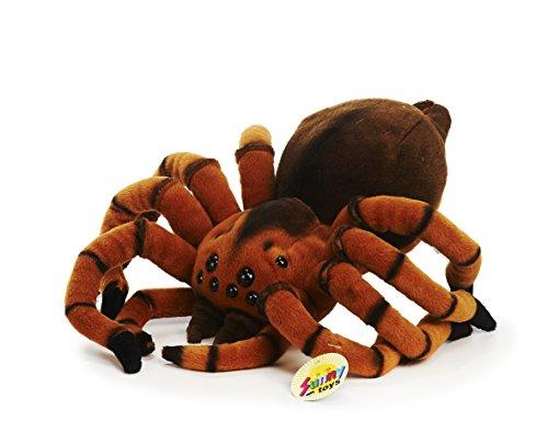 Unbekannt Sunny Toys 34160 - Plüsch Spinne, Circa  32 cm