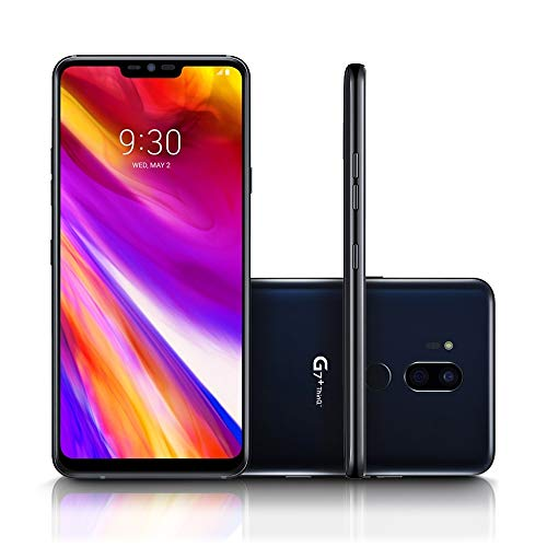 LG G7+ ThinQ LM-G710EAW 128GB/6GB (Factory Unlocked) - GSM ONLY, NO CDMA - No Warranty in The USA...