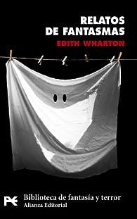 Relatos de fantasmas par Edith Wharton