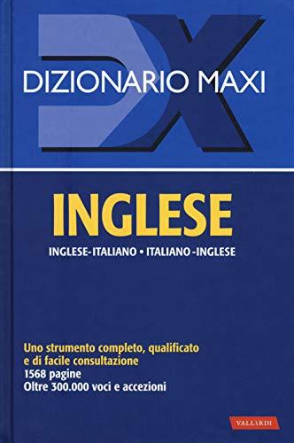 Dizionario maxi. Inglese. Italiano-inglese, inglese-italiano. Nuova ediz.