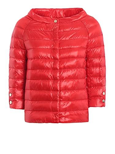 Herno Edredón 100 g cappeta rojo talla 46