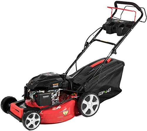 oneinmil Self Propelled Lawn Mower - RV175D 173.9cc Gas 21'....