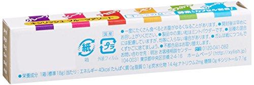 明治 キシリッシュ フルーツアソート 12粒