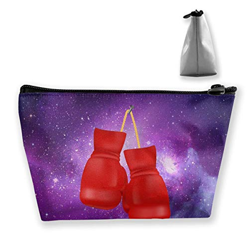 Gants de boxe portables de maquillage pour sac de rangement de grande capacité sacs de voyage à main