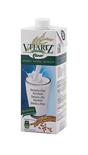 サラダボウル ライスミルク / ライスドリンク VITARIZ (ビタリッツ) 1000ml×10本 有機JAS認定