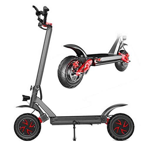 2020 Elektrische scooter voor volwassenen 2000 W maximale snelheid motor 60 km/u lithium-accu 60 elektrische scooter bromfiets snel inklapbaar