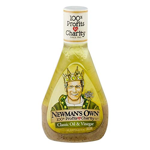 Newman's Own Classic Oil & Vinegar Dressing, 16 oz, 2 pk