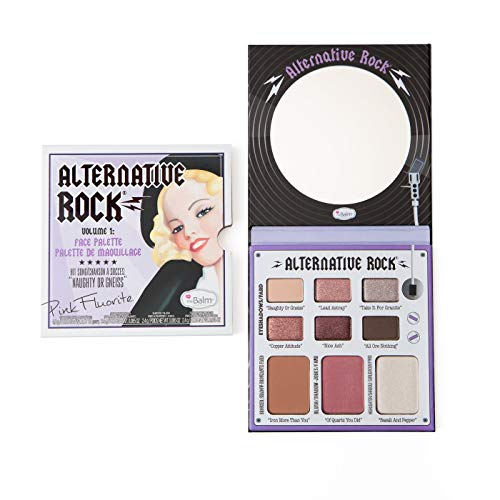 THEBALM Palette pour Yeux Alternative Rock Vol.1