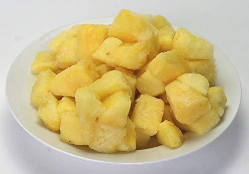 トロピカルマリア 冷凍パイナップル(パイナップルチャンク) 10kg (500g×20袋)