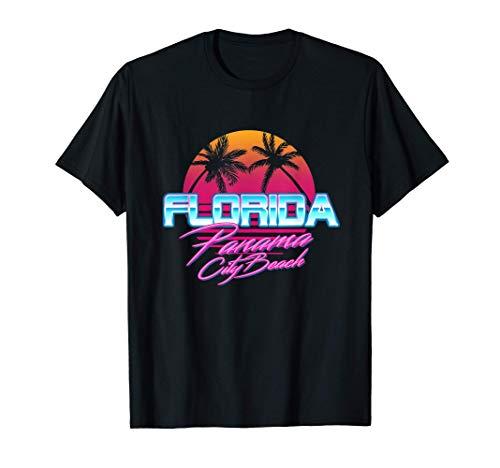 Panama City Beach Florida Vintage Grafik T-Shirt