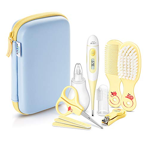 Philips Avent All Baby Care Essentials Set Including Digital...