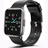 MorePro Smart Watch 18 Sport Modes Activity Tracker Heart Rate Fitness Watch Blood Oxygen Monitor...