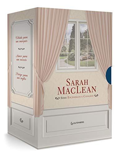 Caixa Sarah MacLean – Escândalos e Canalhas