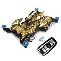 LY88安物の宝石ミニ電動リモコンレーシングスポーツカーコンバーチブルカー子供ドリフトレーシングカーシミュレーションモデル小さなおもちゃの車リモコンカー充電ラジオリモコンレーシングカー