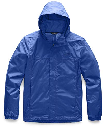 The North Face Men's Resolve Waterproof Jacket, TNF Blue, Small