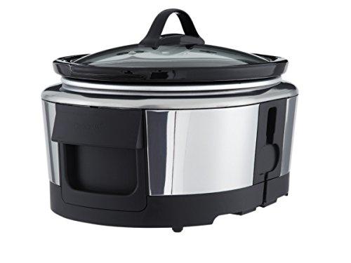 Product Image 13: Crock-Pot 6-Quart WeMo-Enabled Smart Slow Cooker, Stainless Steel