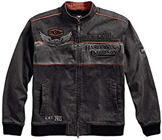 Men's Iron Block Casual Jacket