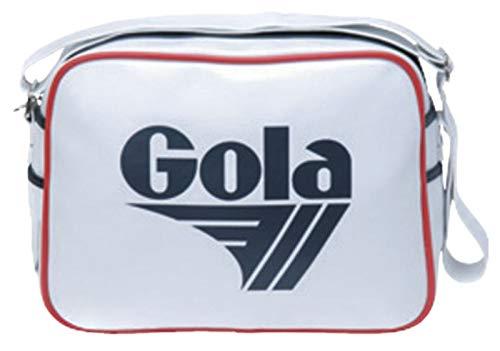 Gola Redford Bag Borsa A Tracolla Bianco Blu White Navy Red