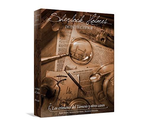 Space Cowboys-Los crímenes del Támesis y Otros Casos¡, Color (Asmodee EESCSH01): Amazon.es: Juguetes y juegos